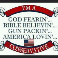 Christian Constitutional Conservative 2A Movement