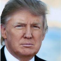 Real Donald Trump