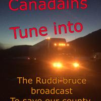 The Ruddi Bruce broadcast group.