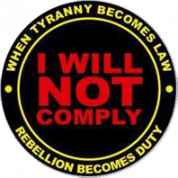 I will NOT comply (Washington)