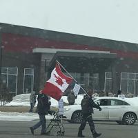 The sovereign Canadians movement.
