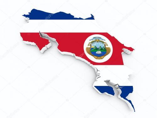 costa-rica-flag-on-3d - copia