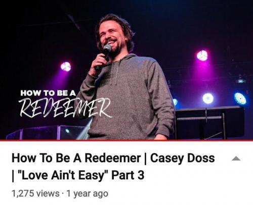 Excellent Marriage Wisdom 💍- Casey Doss